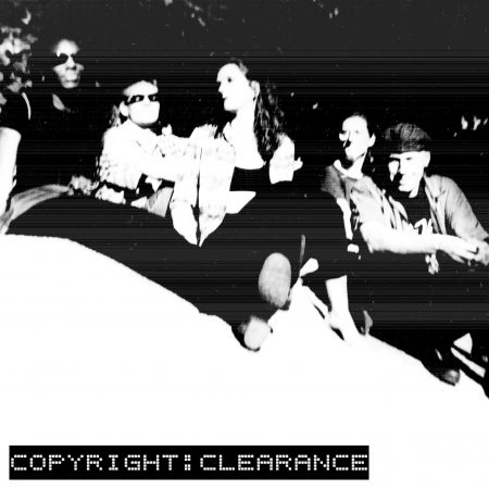 Copyright - Clearance front cover