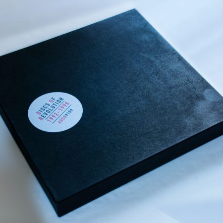 "Discs Of Revolution, 1992-1998. 5 x 12"" boxset"